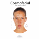 Pack of ENGLISH CHARTS CosmoFacial 6 charts
