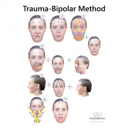 Pack of ENGLISH CHARTS Trauma-Bipolar Method 4 charts