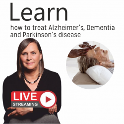 Learn how to treat Alzheimer's, Dementia and Parkinson's disease LIVE