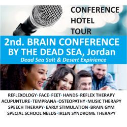 Conferencia + Hotel + Petra, Jordania 2020