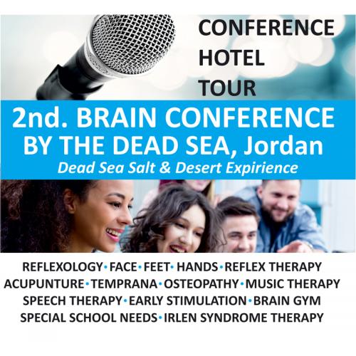 Conference + Hotel + Petra, Jordan 2020