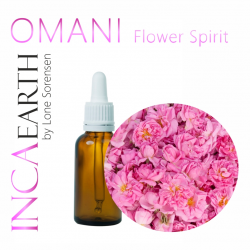 Omani Damascus Rose Essential Oil, 10ml