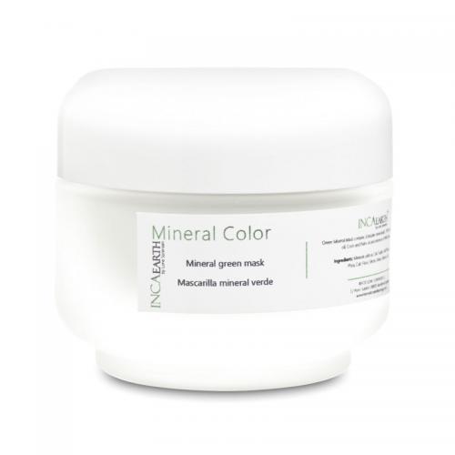 Grøn Mineral Maske, 30grs