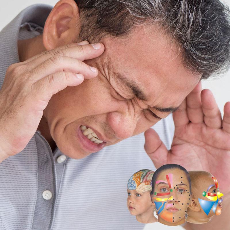 Curso de Reflexologia para dolor de cabeza - IRFI de Lone..