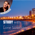Barcelona, underviser Lone Sorensen